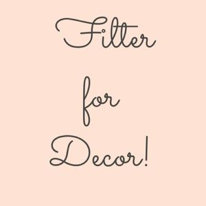 Tons of Decor Items Added to my Store!